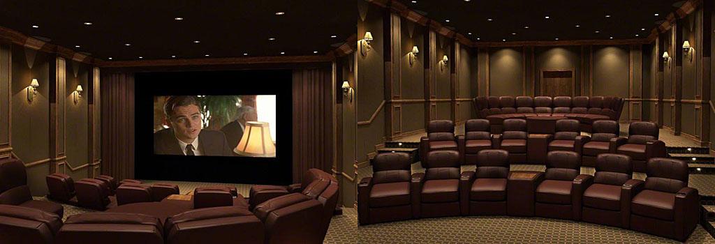 Custom Theater Design